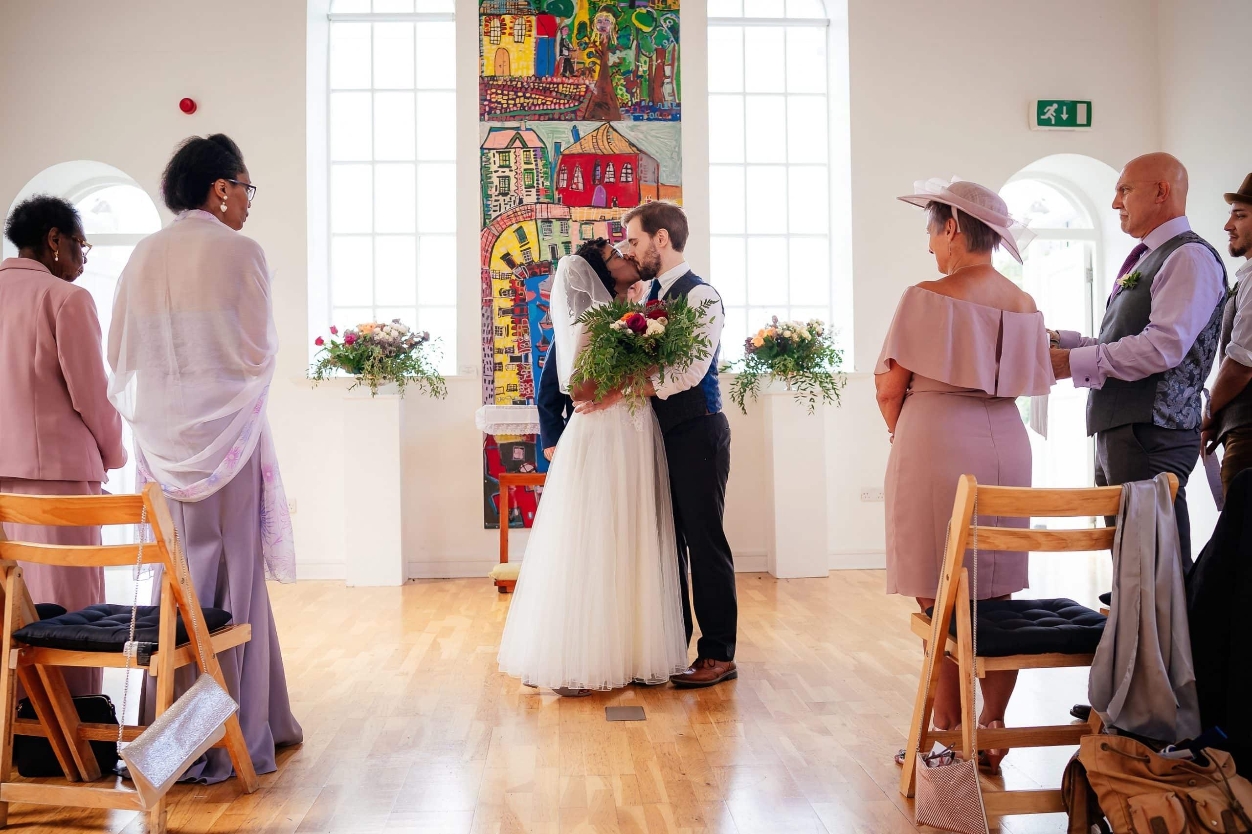 Nant Gwrtheyrn Wedding